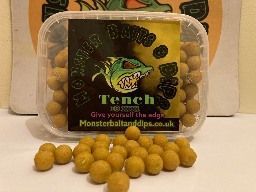 Tench Boilie 10mm 300g