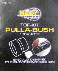 Middy Top Kit Pulla Bush pole fishing Middy- THE MATCHMEN ANGLING CENTRE