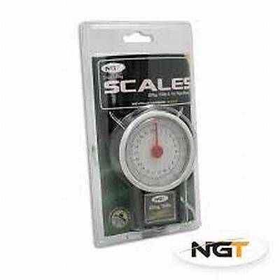 NGT day fishing scales Scales and Weighing Slings Misc- THE MATCHMEN ANGLING CENTRE