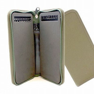 Stiff Rig Wallet Green accessories Misc- THE MATCHMEN ANGLING CENTRE