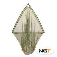 "NGT 42"" Specimen Net (metal Block) carp care NGT- GO FISHING TACKLE"