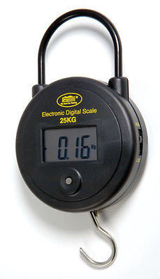 Lineaeffe Electronic Digital Scales - 25kg/55lb Scales and Weighing Slings Misc- THE MATCHMEN ANGLING CENTRE