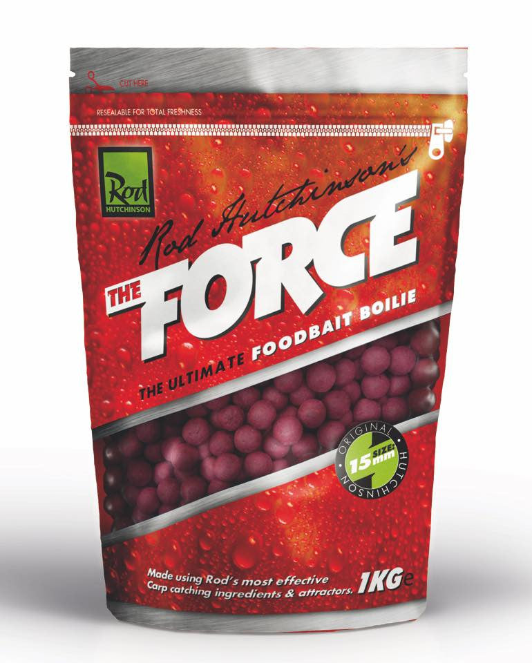 Rod Hutchinson The Force Range boilies 1kg