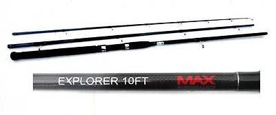 Max Performance Explorer match rods 12ft( 10ft not available)