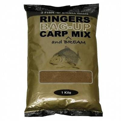 Ringers Bag Up Carp Mix groundbaits ringers- THE MATCHMEN ANGLING CENTRE