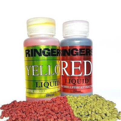 Ringers Liquids Attractants and Dips ringers- THE MATCHMEN ANGLING CENTRE