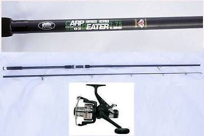 Lineaeffe 2.75lb Carpbeater Rod & Vigor 60 carprunner Mixed Sets Misc- THE MATCHMEN ANGLING CENTRE
