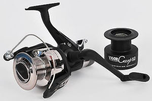 Lineaeffe Vigor Carp 60 Inc Spare Spool Specimen Reels Misc- GO FISHING TACKLE
