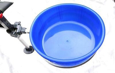 Bait Bowl for Chair legs Large fits  JRC, Korum, Fox,Nash,Chub, Matrix etc coarse accessories Misc- GO FISHING TACKLE