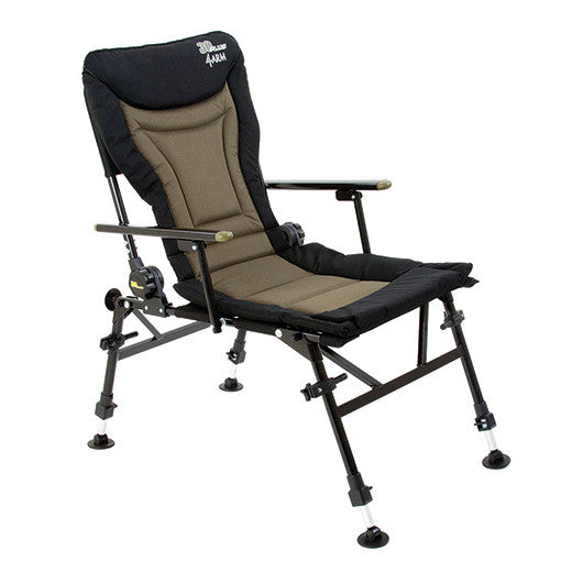 Kodex 30PLUS Robo 4-Arm Chair Chairs and Bedchairs Kodex- THE MATCHMEN ANGLING CENTRE