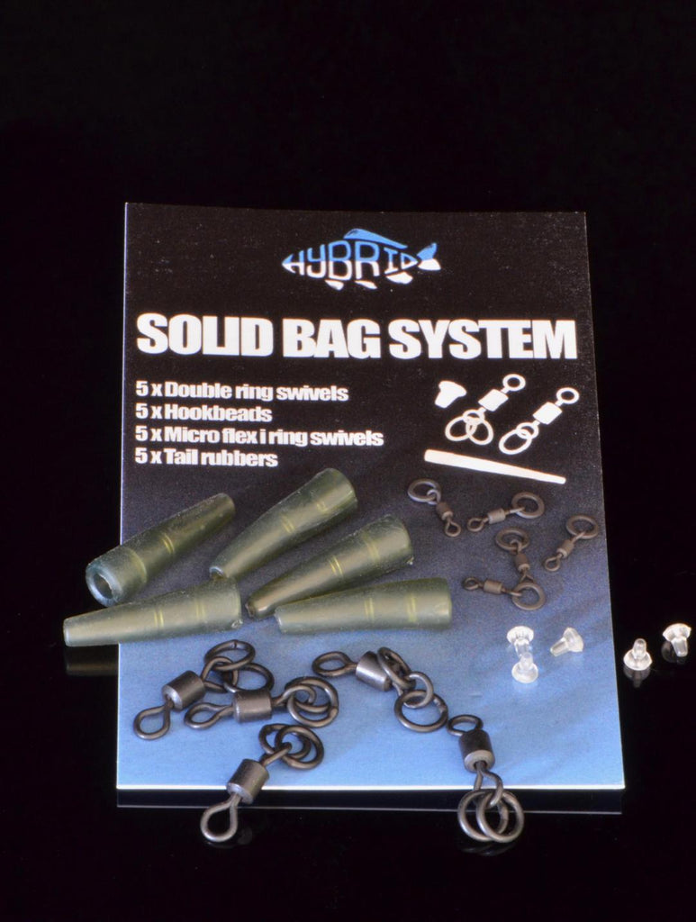Hybrid Tackle Solid Bag System