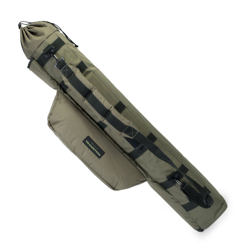 Korum Transition 3 Rod Folding Quiver Korum Luggage Korum- GO FISHING TACKLE