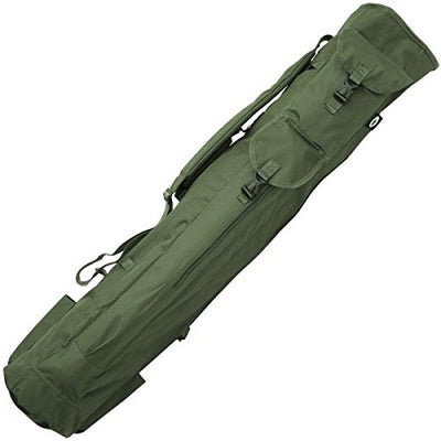 NGT Anglers Holdall  Quiver/Slider, Green, 120 x 33 cm Ngt Luggage NGT- GO FISHING TACKLE