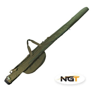 Ngt Compact 2 Rod Holdall Double Holdall Made up Rods Ngt Luggage NGT- GO FISHING TACKLE