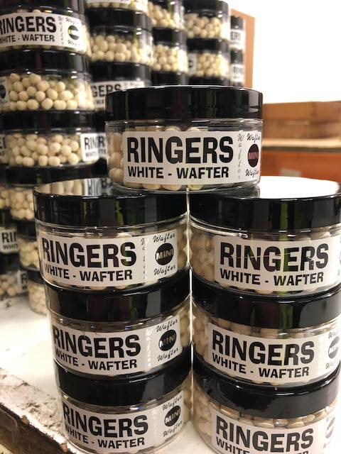 Ringers White Mini Wafter - 1 pot only
