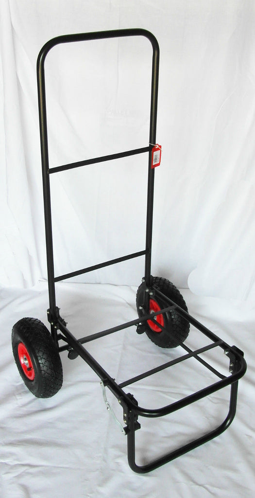TMAC Folding Fishing Trolley with Pneumatic Tyres