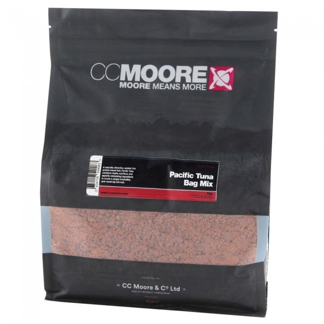CC Moore 1kg Pacific Tuna Bag Mix Groundbaits cc moore- THE MATCHMEN ANGLING CENTRE
