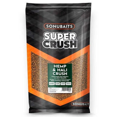 Sonubaits Hemp & Hali Crush Groundbait 2kg
