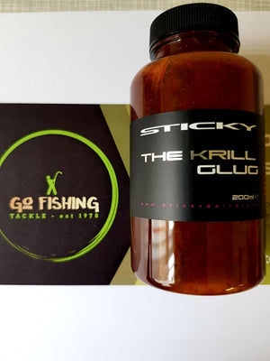 Sticky Baits Krill Glug Attractants and Dips Sticky Baits- GO FISHING TACKLE