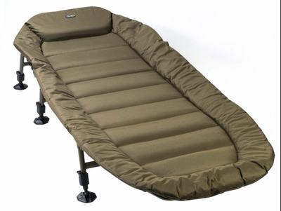 Avid Carp Ascent Recliner Bed Bedchairs Avid- GO FISHING TACKLE