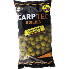 Dynamite Baits Carp-Tec boilies 2kg pineapple and banana