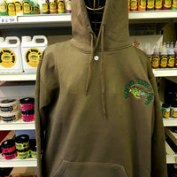 Monster Baits and dips Hoodies Clothing Monster Baits and Dips- GO FISHING TACKLE