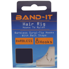 Band It Hook To Nylon Hair Rig match hooks band-it- THE MATCHMEN ANGLING CENTRE