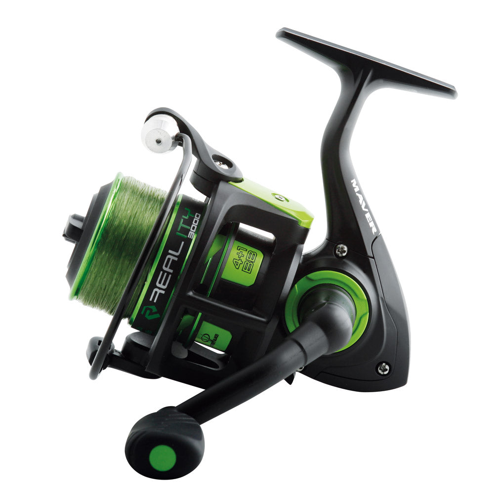 Maver Reality front drag reel
