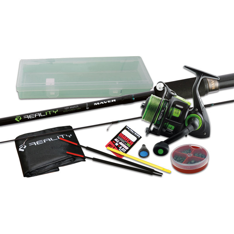 Maver Reality float fishing kit