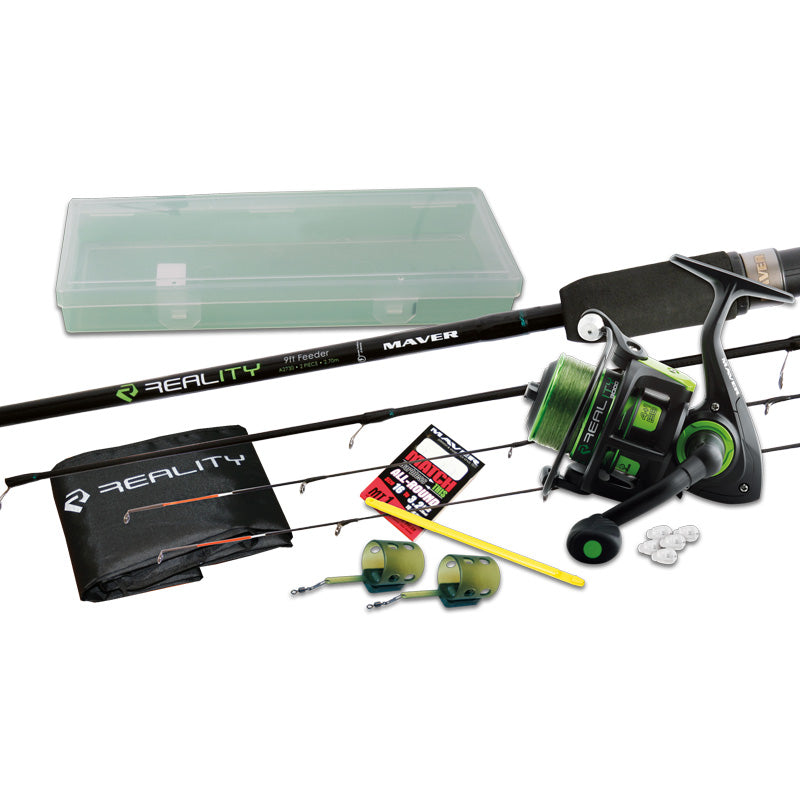 Maver Reality feeder fishing kit