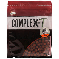 Dynamite Baits Complex-T Boilies 15mm Boilies and Pop Ups Dynamite Baits- GO FISHING TACKLE