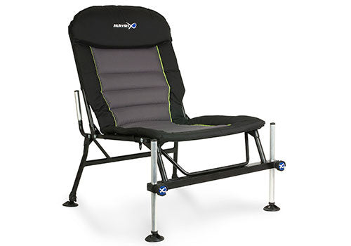 Matrix Deluxe Accessory Chair Chairs Matrix- GO FISHING TACKLE
