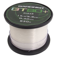 Gardner GT80+ Line and Braid Gardner- GO FISHING TACKLE