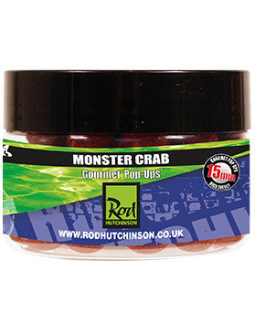 ROD HUTCHINSON MONSTER CRAB GOURMET POP UPS