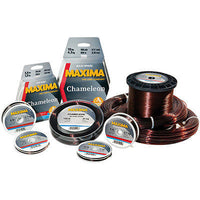 Maxima Chameleon line 100m spools line and braid maxima- GO FISHING TACKLE