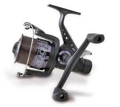Lineaeffe All Black freerunner reel Specimen Reels Misc- THE MATCHMEN ANGLING CENTRE