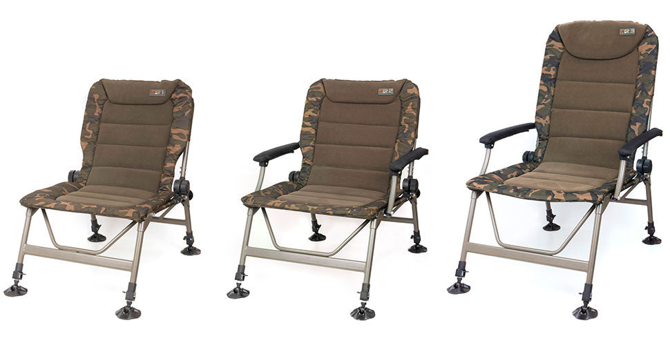 Fox R Series Chairs Chairs and Bedchairs Fox- THE MATCHMEN ANGLING CENTRE