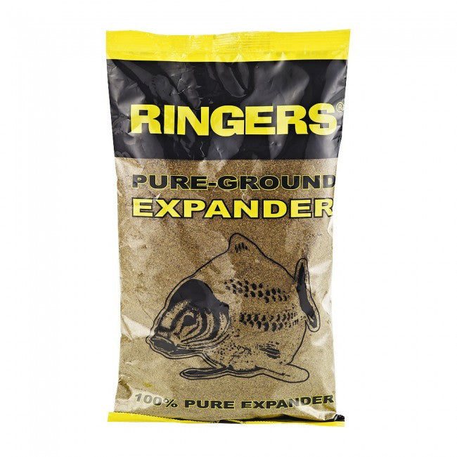 Ringers Pure Ground Expander Carp Groundbait groundbaits ringers- GO FISHING TACKLE