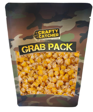 Crafty Catcher Grab Pack - Prepared Whole Maize