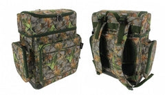 XPR Multi Compartment Rucksack in camo