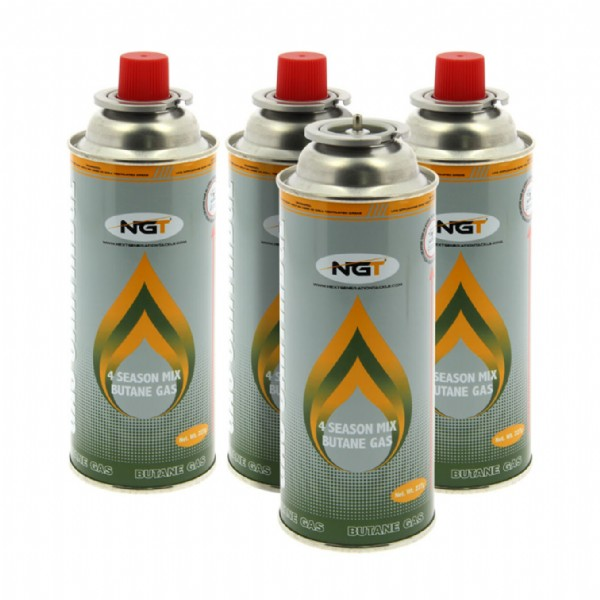 NGT 227g Butane Gas Canisters
