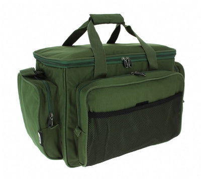 Ngt Green Insulated Carryall Ngt Luggage NGT- GO FISHING TACKLE