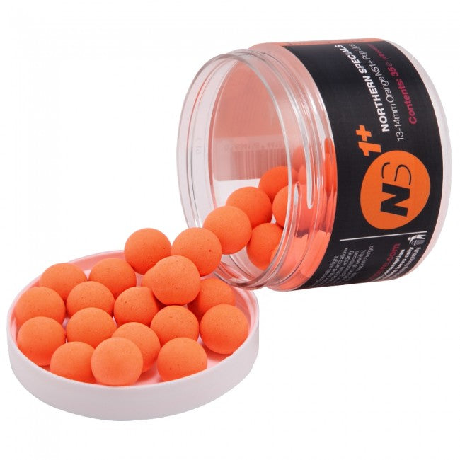 CC Moore NS1+ Orange pop Ups 13-14mm