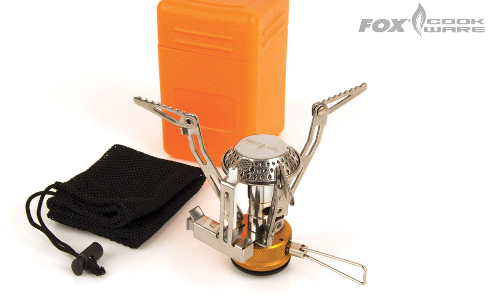FOX Cookware Canister Stove