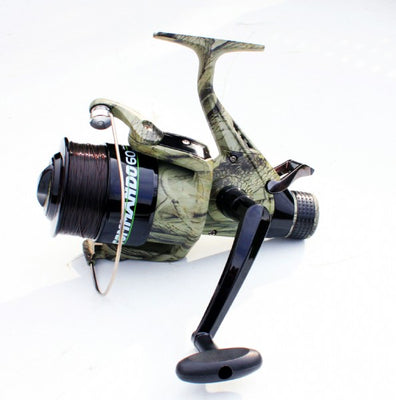 Lineaeffe Commando CAMO Freespool 060 reel