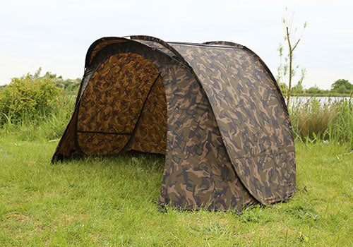 Fox Easy Shelter - CAMO Bivvies and Shelters Fox- GO FISHING TACKLE