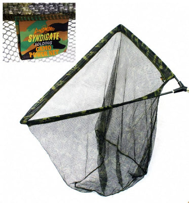 Dinsmore Camo Specimen Landing nets carp care Dinsmore- GO FISHING TACKLE