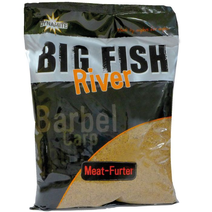 Dynamite Baits Big Fish River Groundbaits 1.8kg