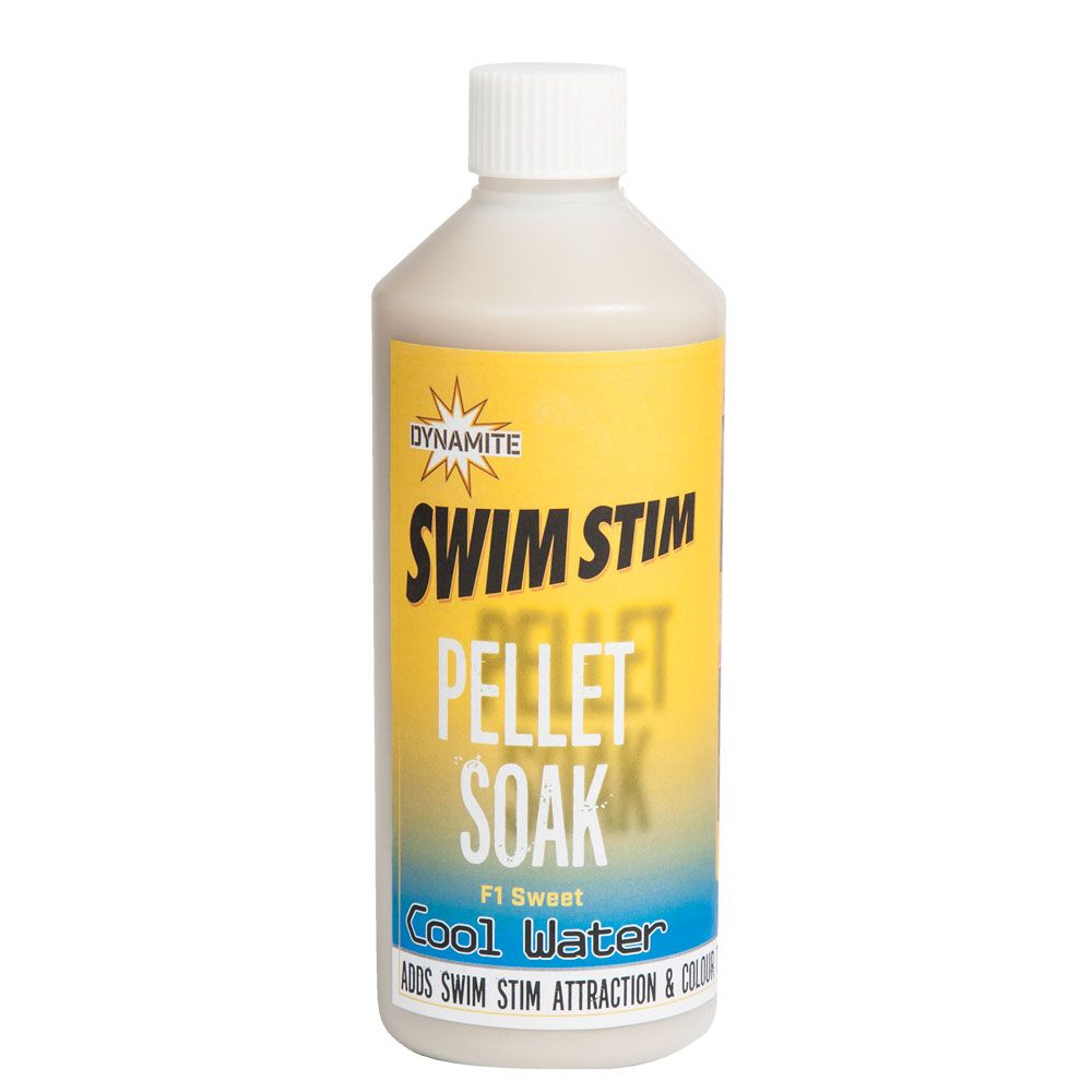 Pellet Soak - F1 Cool Water