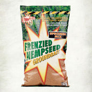 Dynamite Baits Frenzied Hemp - Specimen Mix Coarse 1kg groundbaits Dynamite Baits- GO FISHING TACKLE